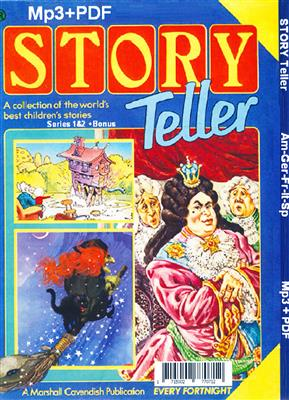 خرید Story Teller Am-Ger-Fr-It-Spa (mp3+pdf)